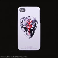 No.320 Berserk iPhone4/4S Case - Skull Knight *White version - *Sold Out
