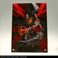 No.297 Berserk Art Acrylic Panel - Comic Cover Vol. 27 *Order Ended *Sold out*