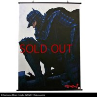 No.296 Berserk: Guts in Armor Dress Wall Scroll *Order Ended *Sold out*