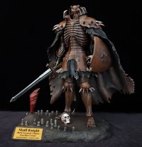 No.345 Skull Knight Birth Ceremony Chapter -Iron Rust Version-(with Egg-Shaped Apostle)*Sold Out!!!