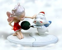 No. 119  Puck & Ivalera (2005 Christmas Limited version) Sold out.