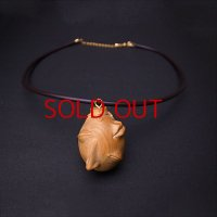 No.340 Beherit Pendant -2014 Wood Carving Version- *Sold out*