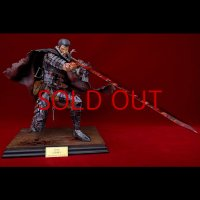 Bloody Repainting Edition -No.344 Guts -The Spinning Cannon Slice- 1/6 Scale *Limited Additional Version *Sold out*