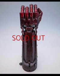 1 pcs re-in stock again!-No. 347 Guts Arm Cannon 1/2 Scale *40% OFF *Summer Repaint 2014 *Sold out*