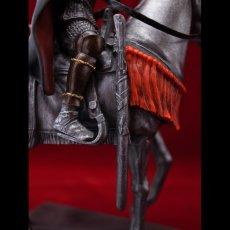Photo3: Classic Historical Statue- Oda Nobunaga Riding on Horse (3)