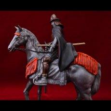 Photo4: Classic Historical Statue- Oda Nobunaga Riding on Horse (4)