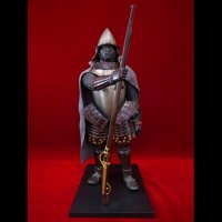 Japan Fine Art by KENSIN-  ODA Nobunaga 1/4 scale