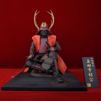 Japan Fine Art by Kensin- SANADA YUKIMURA 1/4 scale*Last 1 pcs!
