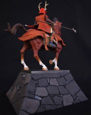 Photo4: Historical Equestrian Statue- Sanada Yukimura's Last Stand at Osaka Castle (4)