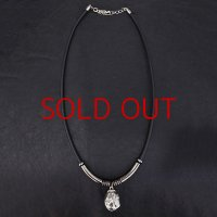 No. 414 Beherit Silver Pendat- Egg of the King (Bright Color Representation)*Sold Out!