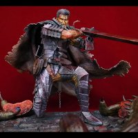 No. 417 Guts -The Spinning Cannon Slice 2016- 1/6 Scale Limited Edition I *Bloody Splatter Version*Sold Out!!