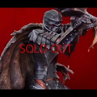 No. 419 Armored Berserk: Skull Helmet Version*(with red crystal parts present)*Sold Out!!!