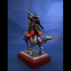 Photo4: Classic Historical Statue-Date Masamune*Riding on a Horse  (4)