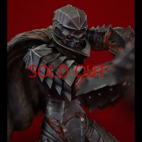 No. 444 Armored Berserk: Skull Helmet*Black Version (with crystal parts present)*Sold Out!!!