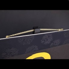 Photo3: Enso Hanging Scroll (with attachment of wooden base)*for Japan Fine Art Series (3)