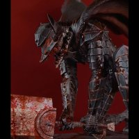 No. 456 Berserk: Slash 1/6 scale*Bloodshed Repainting Version (without Darka)*Sold Out!!!