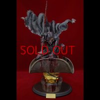 No.461 Berserk-The Tentacle Ship 2017*Aluminum Coating Skull Version*20th Anniversary Product*Sold Out!!!