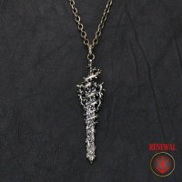 No.250 Beherit Sword Silver Pendant(with brand stigma)