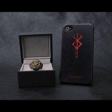 Photo5: No.310 Zodd *Silver Ring (attachment of Zirconia*stone-filled) (5)