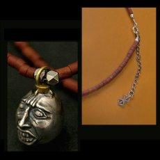 Photo2: No.249 Beherit Silver Pendant Eclipse(Shoku)*attachment of brand stigma (2)