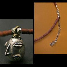 Photo2: No.248 Beherit Silver Pendant (Egg of the King)*attachment of brand stigma (2)