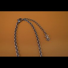Photo3: No.250 Beherit Sword Silver Pendant(with brand stigma) (3)