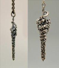 Photo5: No.250 Beherit Sword Silver Pendant(with brand stigma) (5)