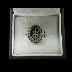 Photo5: No.477 The Skull Knight & Mark of Sacrifice Silver Ring (5)