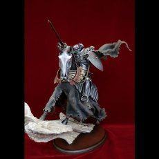 Photo3: No. 478  Skull Knight 2018- Limited Edition I(with attachment of Senma Soldier and the Sword of Actuation) *Sold out* (3)