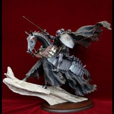 Photo2: No. 478  Skull Knight 2018- Limited Edition I(with attachment of Senma Soldier and the Sword of Actuation) *Sold out* (2)