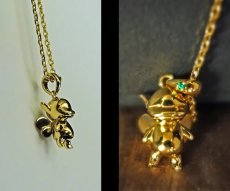 Photo4: Fairy Puck & Kuri Puck Accessories (gold version) (4)