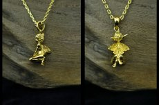 Photo3: Fairy Puck & Kuri Puck Accessories (gold version) (3)