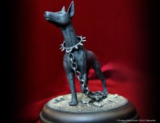 Photo10: ガッツ(狂戦士)A.D.2020 Limited Edition I (with attachment of Dog Guts and interchangeable head) (10)