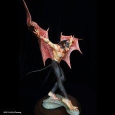 "Photo6: 2021Repaint Devilman Polystone Statue ""Makai-no-Tobira"" (6)"