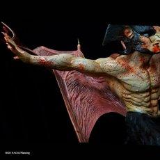 "Photo12: 2021Repaint Devilman Polystone Statue ""Makai-no-Tobira"" (12)"