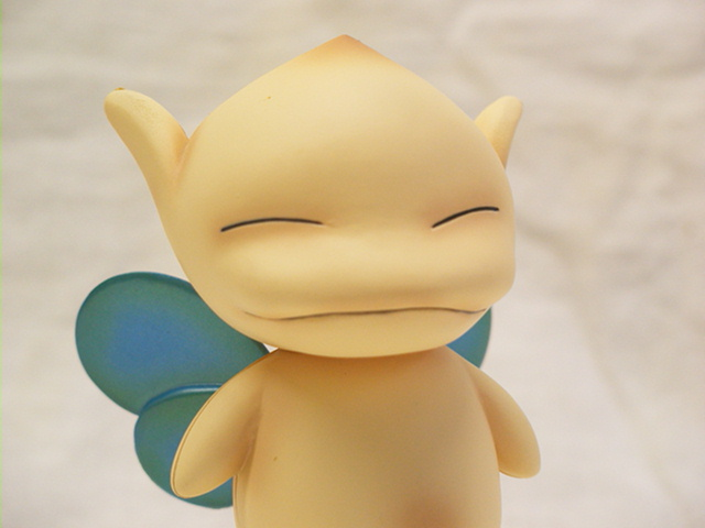 Berserk Action Figure Kuri Puck Smile Art of War